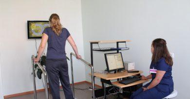 30 августа 2017 г. — в отделении медико-социальной реабилитации, физиотерапии и ЛФК  произвели модернизацию медицинского оборудования